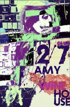Amy Winehouse! CLUB 27 par Nukuzu sur deviantART