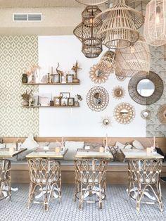Home Decoration With Curtains Indian Interior Design, Coffee Shop Interior Design, Asian Interior, Outdoor Restaurant Design, Deco Restaurant, Bakery Design, Cafe Design, Shop Interiors, Boho