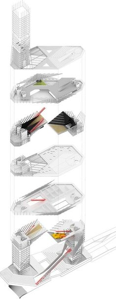 Shortlisted the 2012 Global Architecture Graduate Awards is: Jae Kyung Kim: