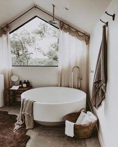 Home Interior Modern .Home Interior Modern Dream Bathrooms, Dream Rooms, Beautiful Bathrooms, Master Bathrooms, Luxury Bathrooms, Bedroom With Bathtub, Bedroom Beach, Master Baths, Boho Bathroom