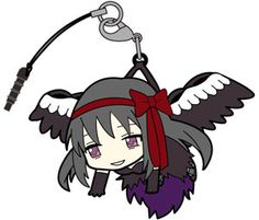AmiAmi [Character & Hobby Shop] | Puella Magi Madoka Magica the Movie [New] The Rebellion Story - Pinched Strap: Devil Homura(Pre-order)