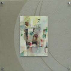 土田佳代子 ゆらさらパネルアート 「リストランテ」 78750yen 土田佳代子・・New パネルアート