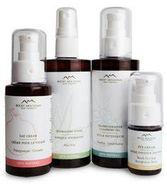 The Complete Transformative Skin Care Line - Face Care - Rocky Mountain Soap