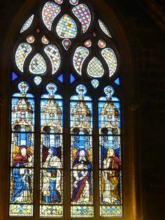 Vidrieras  de la Catedral de Sevilla