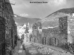 Calle en Real de Catorce San Luis Potosi Mexico ,,,, 3