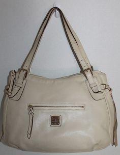 Dooney & Bourke Large Hobo Tote Shoulder Bag. Starting at $25 on Tophatter.com!