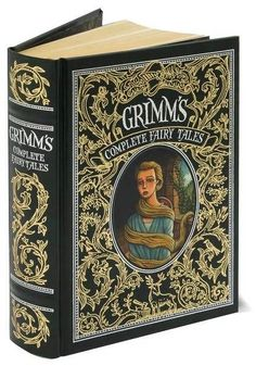 The Hardcover of the Grimm's Complete Fairy Tales (Barnes & Noble Collectible Editions) by Brothers Grimm, Arthur Rackham, Jakob Grimm, Wilhelm Grimm The Secret Book, The Book, Thomas Carlyle, Soirée Halloween, Book Safe, Brothers Grimm, Grimm Fairy Tales, Thinking Day, Adventures In Wonderland