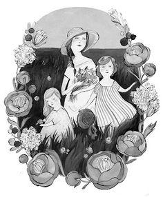 Kelsey Garrity-Riley Illustration