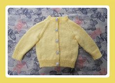 Plain and Simple Baby Cardigan pattern by marianna mel Crochet , Plain and Simple Baby Cardigan pattern by marianna mel Ravelry: Plain and Simple Baby Cardigan pattern by marianna mel Knitting. Baby Cardigan Knitting Pattern Free, Baby Sweater Patterns, Knitting Paterns, Baby Boy Knitting, Baby Patterns, Baby Knits, Crochet Patterns, Knitting Projects, Knitting Daily