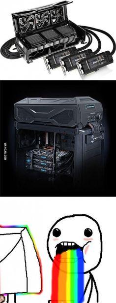 Gigabyte GeForce GTX 980 3-Way SLI Gaming