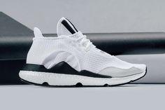 adidas Y-3 Saikou BOOST in White Closer Look | HYPEBEAST