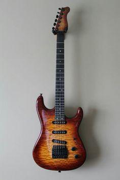 valley arts robot steve lukather 39 s main guitars 1977 2004 guitars pinterest. Black Bedroom Furniture Sets. Home Design Ideas