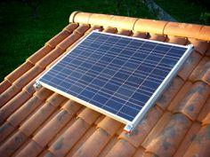 Panel solar fotovolt