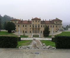 Villa della Regina, Turim, Itália.