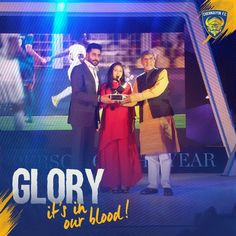 #SuperMachans there's no replacement for hardwork determination & the will to never give up! After being crowned ISL Champions 2015 with the odds stacked against us we are proud to announce that Chennaiyin FC has been awarded the Sports Illustrated's Performer of the Year award by Kailash Satyarthi! We dedicate this award to all of Chennai & all our #SuperMachans across Tamil Nadu without whom we would've never achieved our historic feat! #PoduMachiGoalu #ChennaiyinFC #Glory #ItsInOurBlood…