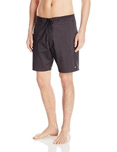Introducing Billabong Mens All Day Lo Tides Solid Stretch Boardshort Black 40. Great Product and follow us to get more updates!