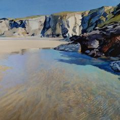 Pool, Trebarwith Strand