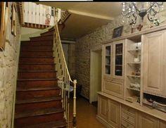 Escalier de la Maison d'hôtes à vendre à Vertheuil en Gironde