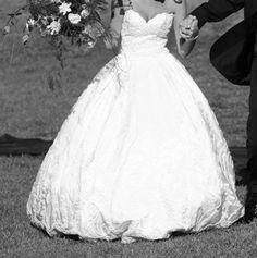 Ysa Makino Wedding Dress $2,300