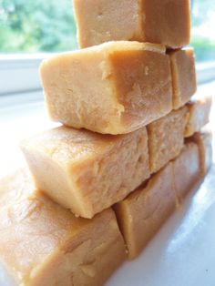 Fullest Part of Life: Clotted Cream Fudge