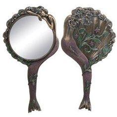 Mermaid Hand Mirror