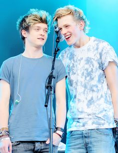 Connor Ball and Tristan Evans
