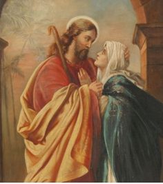 Christ and Mary Magdalene - http://universal-wellness.blogspot.com/2015/02/baring-my-soul-and-planting-dream.html
