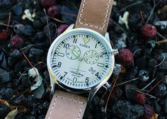 In Review: The Timex + Red Wing Natural/Tan Chrono | Dappered.com