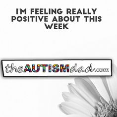 I'm feeling really positive about this week  This is the last week of school and the first week my family will be reunited :)  http://www.theautismdad.com/2016/06/06/im-feeling-really-positive-about-this-week/  Please Like, Share and visit our Sponsors  #Autism #AutismSpectrum #SingleParenting #AutismAwareness #AutismParenting #Family  #SpecialNeedsParenting  #Ohio #SpecialNeeds #P