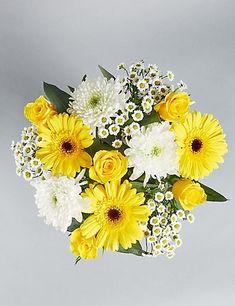 Spring Sunshine Bouquet Flowers