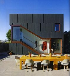 West LA Family Arts Compound - Projects, Architects, Custom Homes, Urban Design, Infill - residentialarchitect Magazine