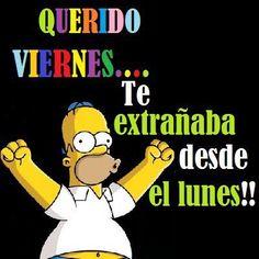 Humor: Por fin Viernes!!!