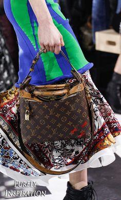 Louis Vuitton FW2016 Women's Fashion RTW | Purely Inspiration