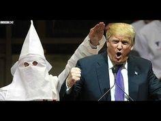 Ku Klux Klan Plans Victory Parade For Donald Trump (November 11, 2016 He...