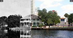 The Stranahan House makes a special appearance in this great article on iconic Broward spots - then and now! #riverwalkae #DotheDistrict