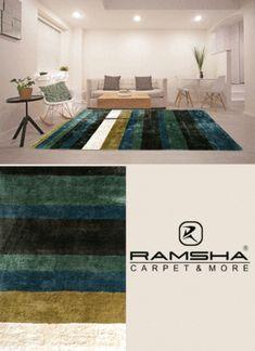 Ramsha Viscose Rugs Carpets, Contemporary, Rugs, Home Decor, Farmhouse Rugs, Farmhouse Rugs, Decoration Home, Room Decor, Home Interior Design
