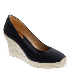Seville Wedge Espradilles is now part of the #weekendgetaway collection on Haute Day. Check out http://hauteday.com/