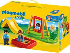 PLAYMOBIL 6785 - Kinderspielplatz: Amazon.de: Spielzeug