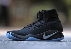 Nike Hyperdunk 2016 Elite Black Pure Platinum | SneakerNews.com