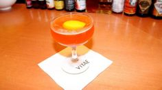 The Temperance Society Cocktail Recipe