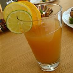 "Texas Tea - ""On a hot day in Texas, nothing is more refreshing than this sweet, fruity, non-alcoholic summer iced tea."