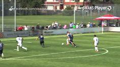 Swansea City Video:Swans v Haaglandia HD