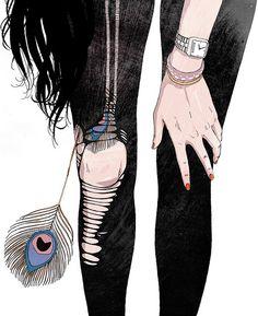 Ilustraciones de Jorge Roa