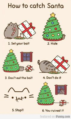 How To Catch Santa     ummmmmmm ish!!!!!!   if the fat man was real  hes not !!!!!!