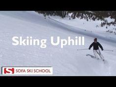 ▶ Skiing Uphill - YouTube