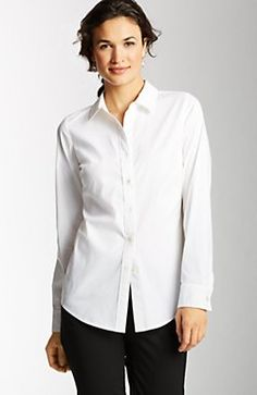 perfect white shirt