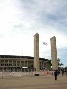 Berlin Olympic Stadium: Home of the Olympics 1936