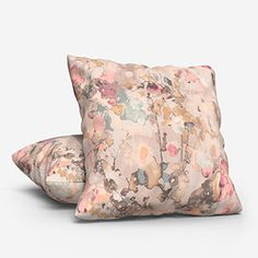 Utopia Blush Roman Blind   Blinds Direct Roman Blinds Direct, Blush Cushions, Classic Style, Stripes, Throw Pillows, Contemporary, Edinburgh, Floral, Fabric