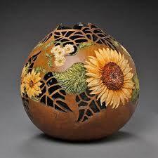 Kuvahaun tulos haulle gourd art techniques