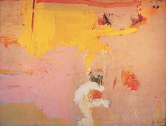 Fairfield Pink by artist Mary Abbott, mother of modern expressionism in the USA.